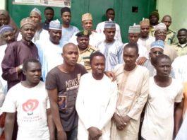 BUK Alumni Frees prison inmates