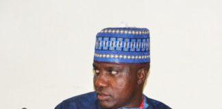 Isa Gusau Borno Spokesperson