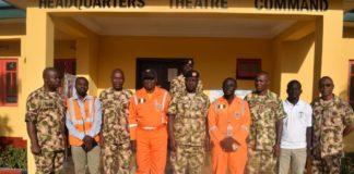 Military NEMA Officials