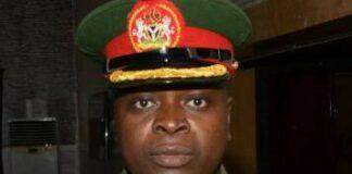 Brigadier Shuaib Ibrahim NYSC DG