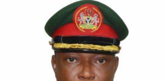 Brigadier Onyema Nwachukwu Army Spokesperso