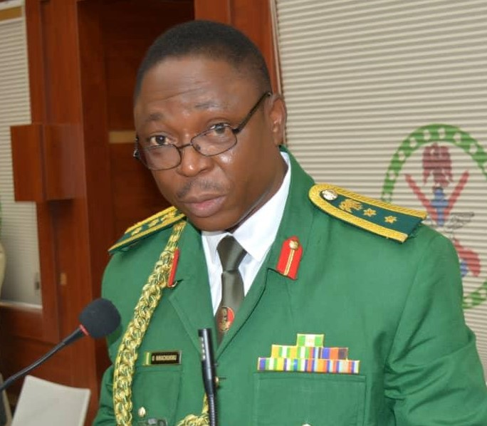Colonel Onyema Nwachukwu DDI Defence Spokesperson