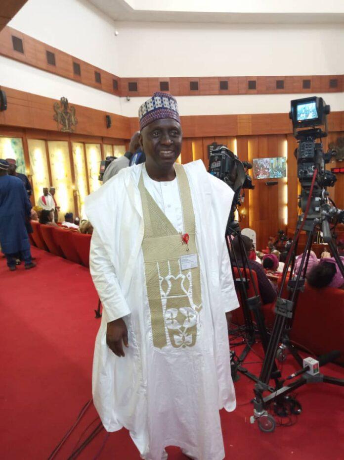Sen. Ibrahim Yahya Oloriegbe