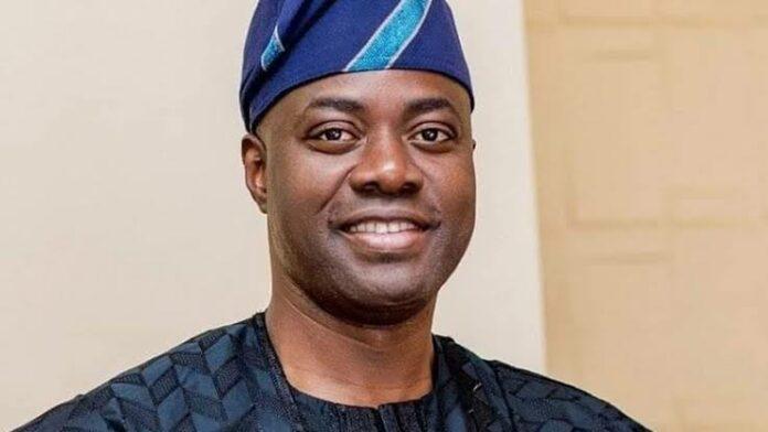 Seyi Makinde Oyo Governor
