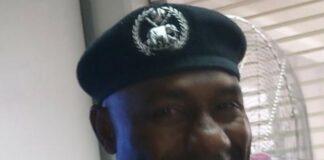 DCP Usman Umar FCT Police