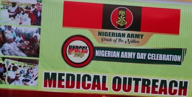 Nigerian Army Medical Outreach