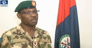 Lt General Lamidi Adeosun