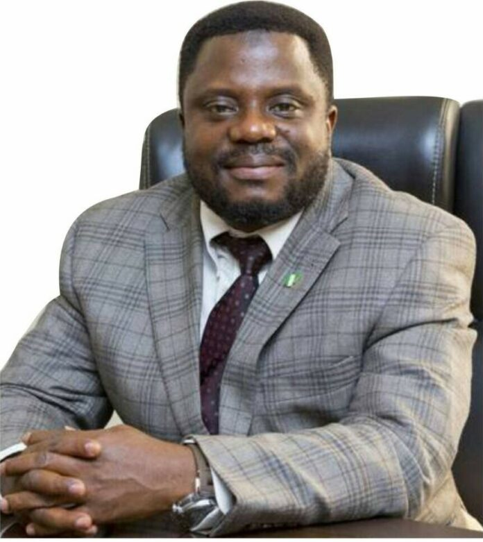 Ahmed Bolaji Nagode President Third-Estate