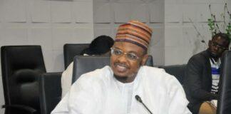 Minister of Communication and Digital Economy, Isa Ali Pantami