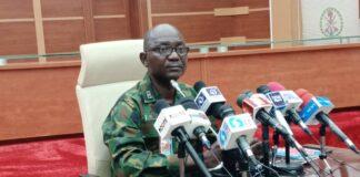 Major General EJ ENENCHE