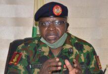 Brig General Ibrahim Shuaibu, NYSC Boss