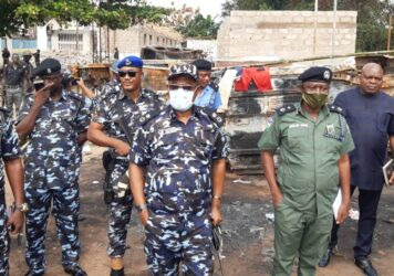 Police Ready after EndSARS
