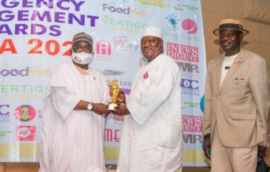 SAEMA 2020 Award Recipients