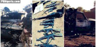 Nigerian troops destroy Boko Haram in Askira Uba