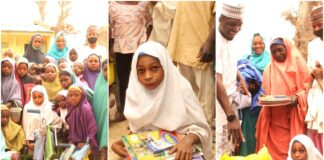 Fatima Yushau Disabled School Girl