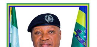 CP Sylvester Alabi Police Commissioner Bauchi