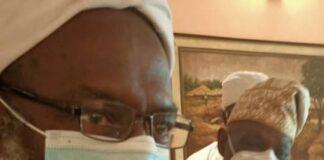 Chief Olusegun Obasanjo and Sheik Gumi