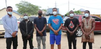 Abuja young cultists