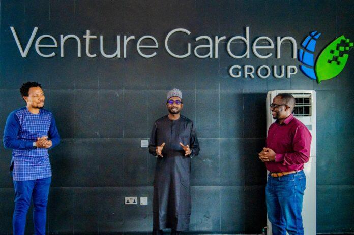NITDA DG Kashifu at VentureGarden Group