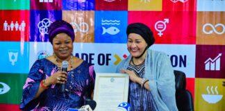 Amina J Mohammed
