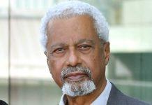 Nobel laureate prize winner, AbdulRazaq Gurnah
