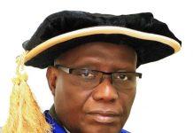Professor Olufemi Peters VC NOUN