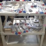 Surgical Scissors and Equipments Combo – Used