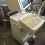 GE Logiq CX200 Ultrasound – For parts or not working