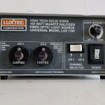 Luxtec Endoscope Halogen Light Source – Used