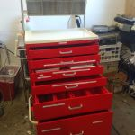 6 Drawer tool cart – Used