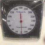 W.A Baum Sphygmomanometer – New