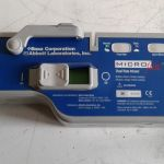 Baxa MicroFuse Dual Rate Syringe Infuser – Used