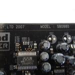 Creative Sound Blaster X-Fi PCI Express x1 (70SB088000004) Sound Card – Used