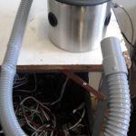 Hovertech HoverMatt Air Transfer System Pump – Used