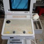 Hitachi EUB-405 Plus Ultrasound Scanner with Probe – Used