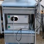 Boston Spyglass Endoscopy System with Monitor, Pump, Camera and Accessories – Used