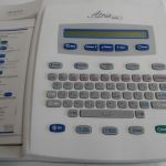 Burdick Atria 3100 EKG Machine – For parts or not working