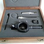 Surgilase / LEI MM1000 Micromanipulator with Case – For parts or not working