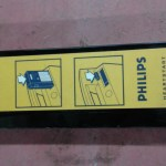 Phillips M3516A HeartStart Battery  – Used