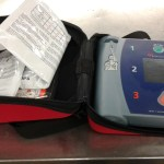 Philips Lkfestream Fr2 Defibrillators with 2 pads – Used