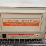 MEDRAD 514R MARK V Plus Angiographic Injection System Control Room Console – Used