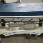 Stryker Medical Stretcher 1711 with Pad – For parts or not working