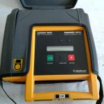 Medtronic Physio-Control Lifepak 500T AED Training System with Case and Remote – For parts or not working