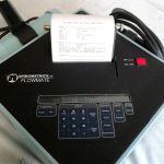 Spirometrics Flowmate Spirometer 2500 with 20 packs of Spiro Mouthpiece – Used