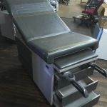 Ritter by Midmark 104 Exam Table     #1 – Used