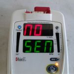 Masimo Rad 5 Portable Pulse Oximeter #P #3 – For parts or not working
