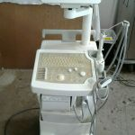 GE LOGIQ CX200 Ultrasound with Two Probes – Used