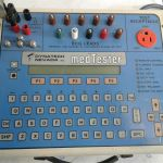 Dynatech Nevada MedTester Automated Electrical Safety Analyzer – For parts or not working