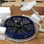 BERCHTOLD E668 CHROMOPHARE LED SURGICAL LIGHT HEAD – New