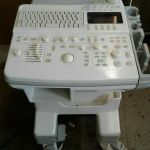 GE Logiq 500 Pro Series Ultrasound – For parts or not working